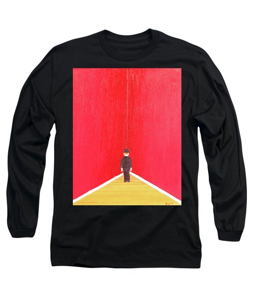 Timeout Long Sleeve T-Shirt by Thomas Blood