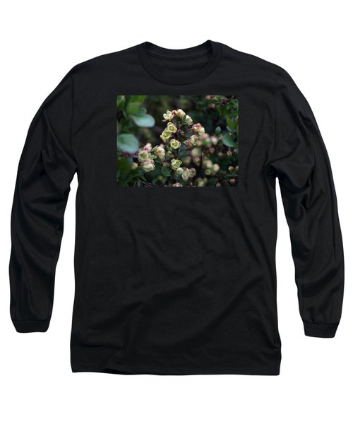 Tiny Flowers Long Sleeve T-Shirt by Richard Brookes