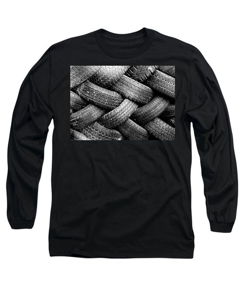 Tired Treads Long Sleeve T-Shirt