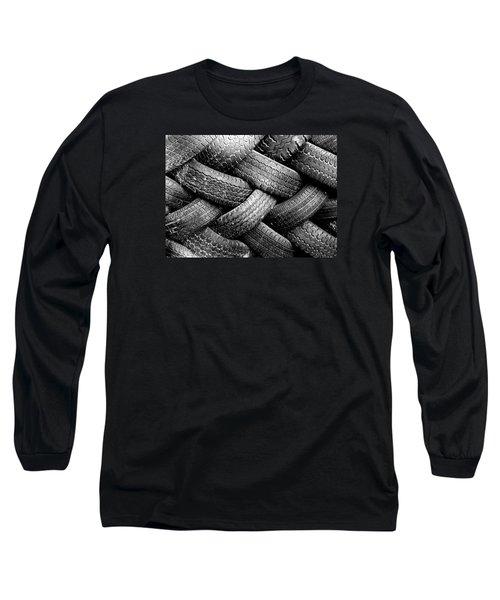 Tired Treads Long Sleeve T-Shirt