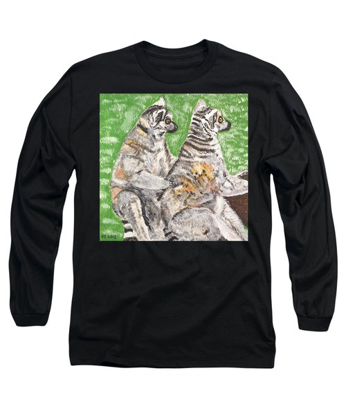 Together Long Sleeve T-Shirt by Valerie Ornstein