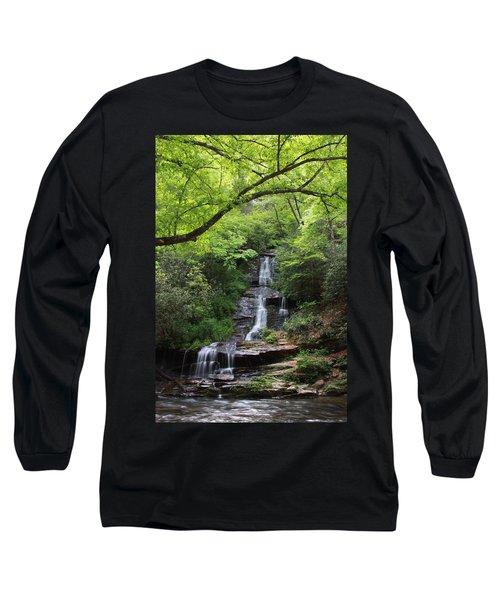 Tom Branch Falls - Gsmnp Long Sleeve T-Shirt