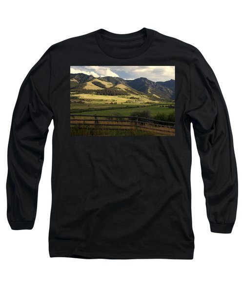 Tom Miner Vista Long Sleeve T-Shirt
