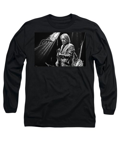 Tom Petty Collection Long Sleeve T-Shirt