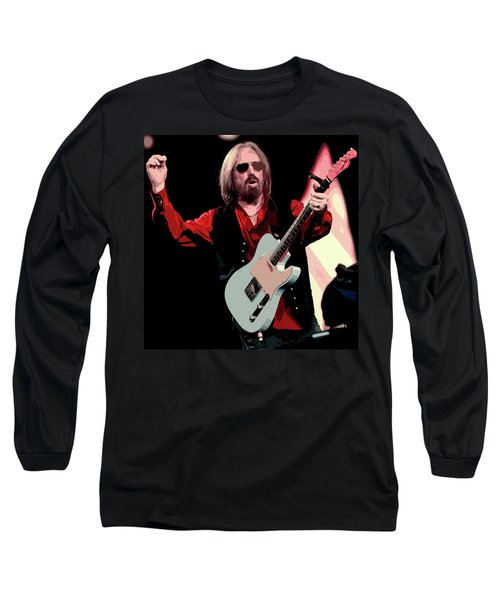 Tom Petty, Hypnotic Eye Long Sleeve T-Shirt