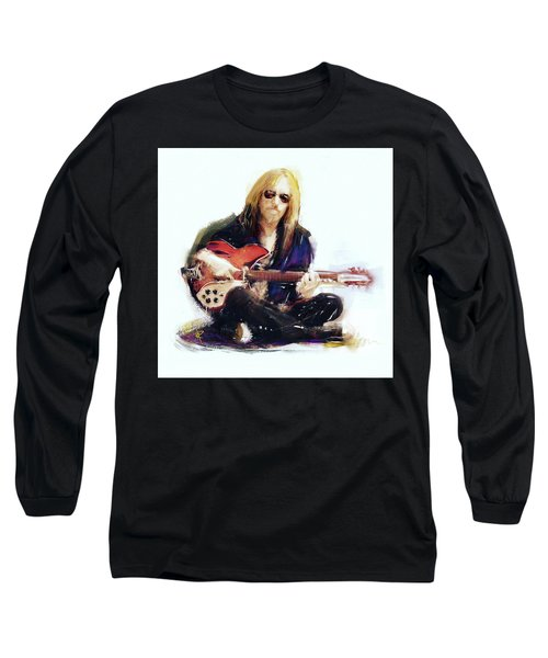 Tom Petty Long Sleeve T-Shirt