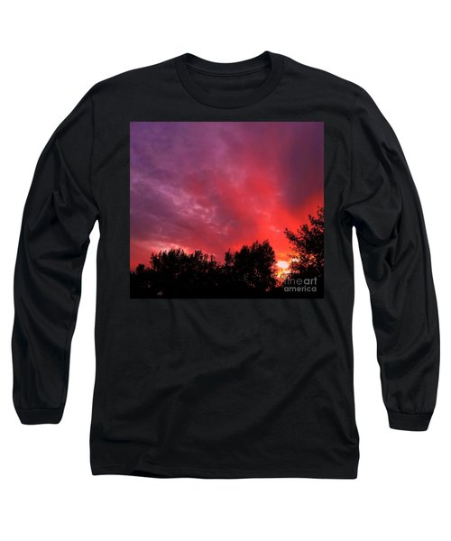Tonight Long Sleeve T-Shirt