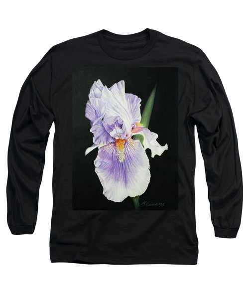 Tonto Basin Iris Long Sleeve T-Shirt