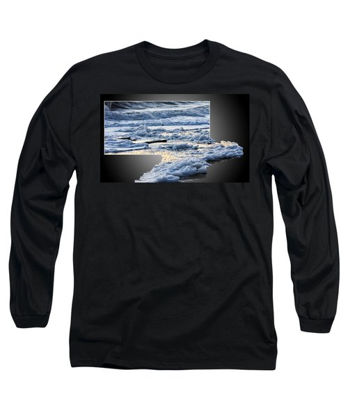 Too Big For The Frame Long Sleeve T-Shirt