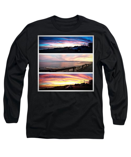 Took The Scenic Route Home From Work Long Sleeve T-Shirt