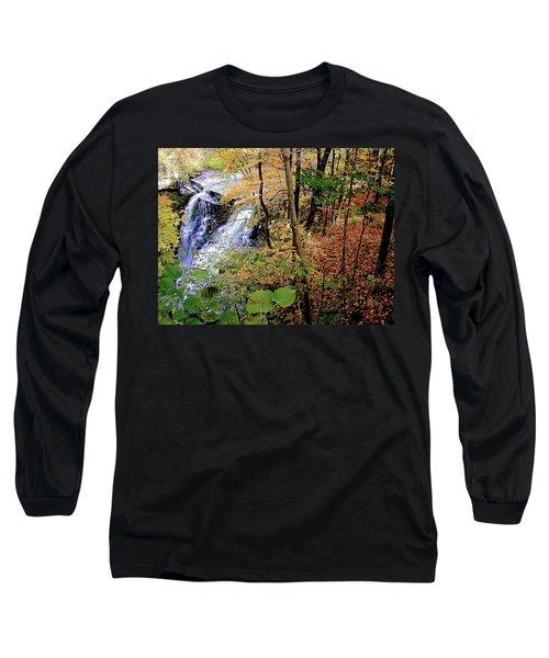 Top Of The Falls Long Sleeve T-Shirt