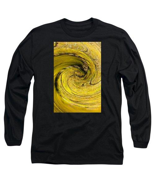 Tornado Long Sleeve T-Shirt by Marilyn Carlyle Greiner