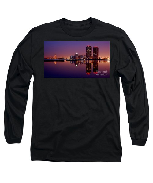 Toronto Cracking Dawn Long Sleeve T-Shirt