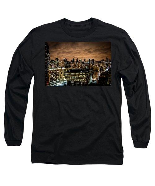 Toronto Dusk Long Sleeve T-Shirt