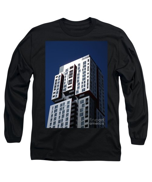 Toronto Skyscrapers 6 Long Sleeve T-Shirt by Randall Weidner