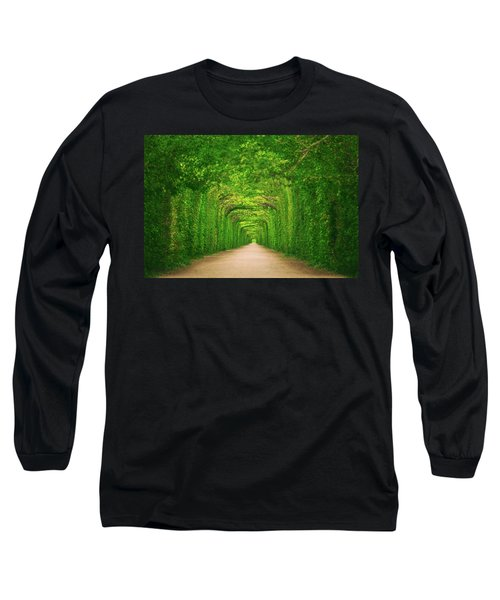 Towards Long Sleeve T-Shirt