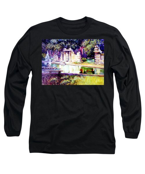 Tower Grove Park Long Sleeve T-Shirt
