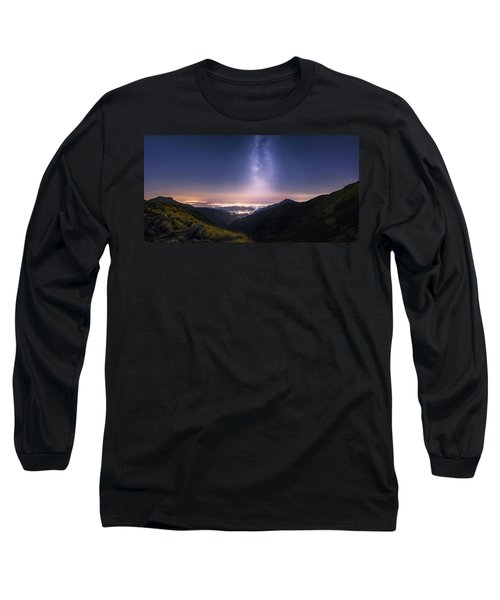 Tower Of Infinity Long Sleeve T-Shirt