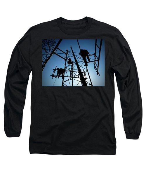 Tower Tech Long Sleeve T-Shirt