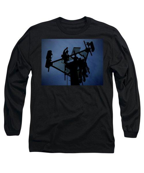 Tower Top Long Sleeve T-Shirt