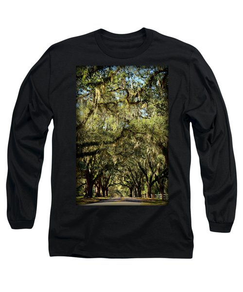 Towering Canopy Long Sleeve T-Shirt