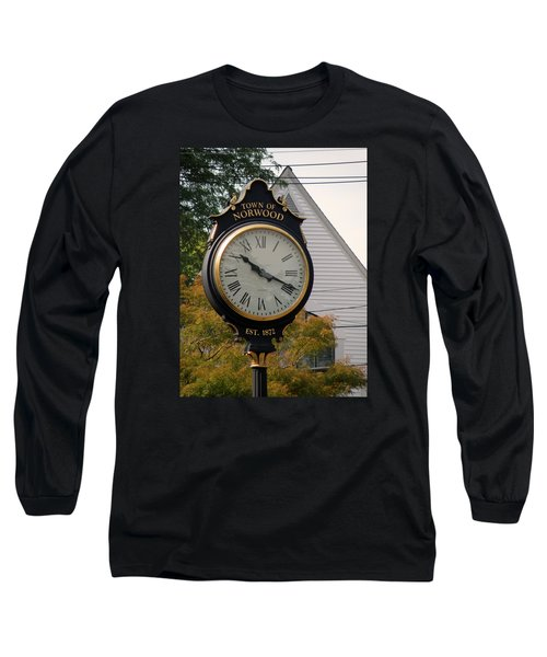 Town Landmark Long Sleeve T-Shirt