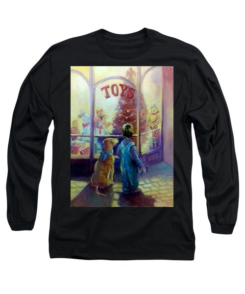 Toy Shop Long Sleeve T-Shirt