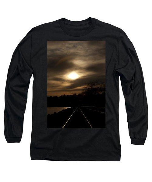Tracking The Sun Long Sleeve T-Shirt
