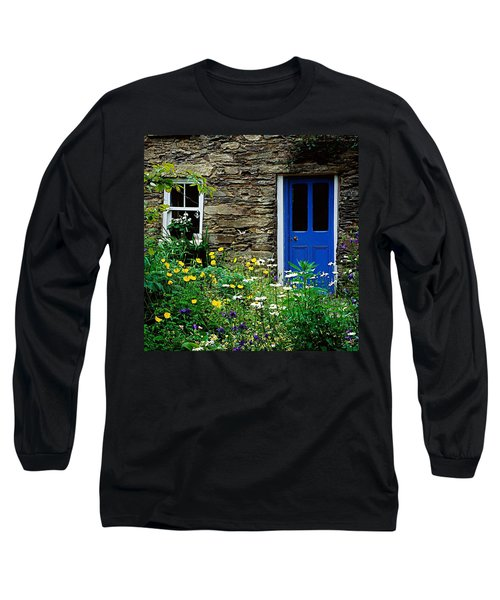 Traditional Cottage, Co Cork Long Sleeve T-Shirt