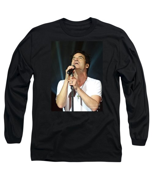Train's Pat Monahan Long Sleeve T-Shirt