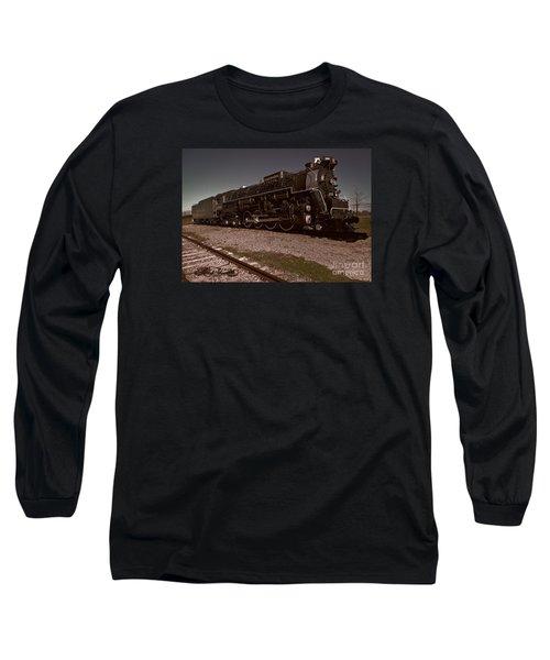 Train Engine # 2732 Long Sleeve T-Shirt