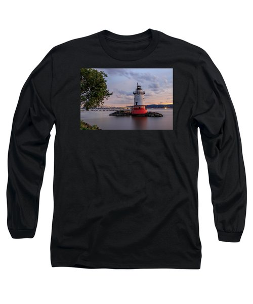 Long Sleeve T-Shirt featuring the photograph Tranquility by Anthony Fields