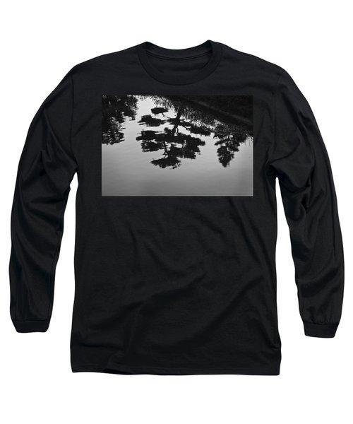 Tranquility II Long Sleeve T-Shirt by John Hansen