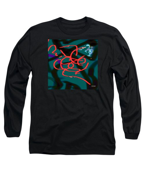 Transformation  Long Sleeve T-Shirt