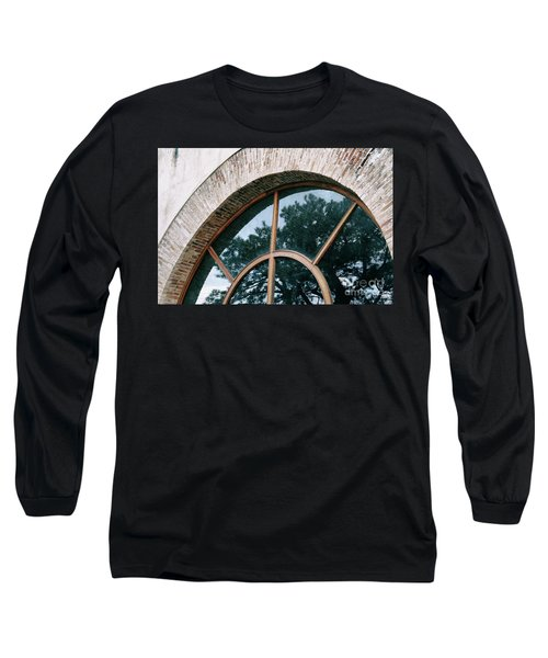 Trapped Tree Long Sleeve T-Shirt