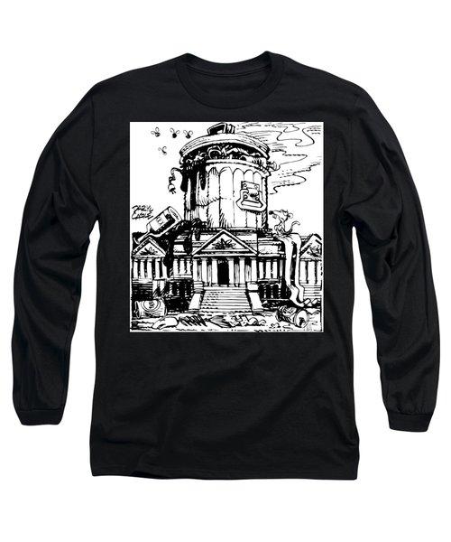 Trash Congress Long Sleeve T-Shirt