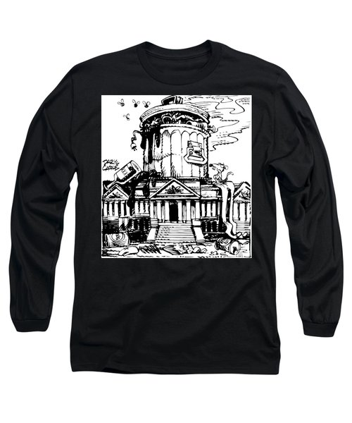 Trash Congress Long Sleeve T-Shirt