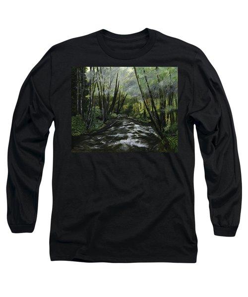 Trask River Long Sleeve T-Shirt