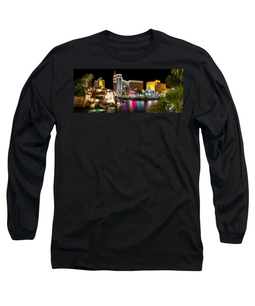 Treasure Island View Long Sleeve T-Shirt
