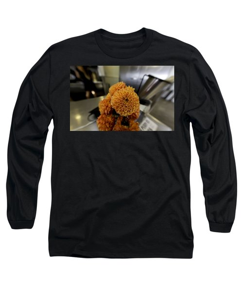 Treats At The Ice Cream Parlor Long Sleeve T-Shirt