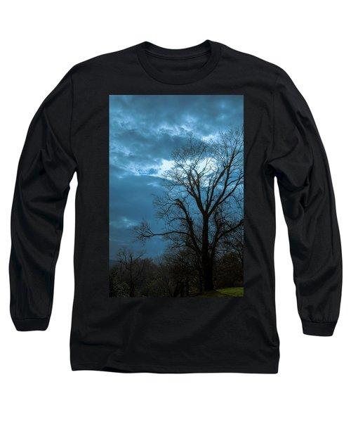 Tree # 23 Long Sleeve T-Shirt