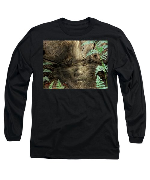 Long Sleeve T-Shirt featuring the photograph Tree Memories # 32 by Ed Hall