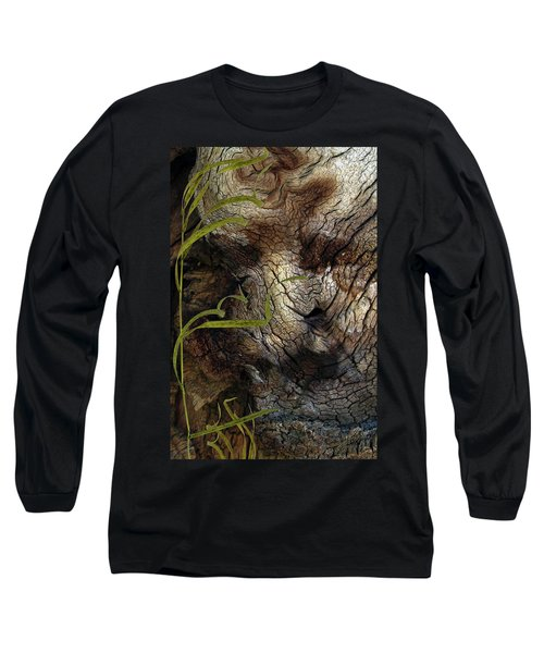 Long Sleeve T-Shirt featuring the photograph Tree Memories # 37 by Ed Hall