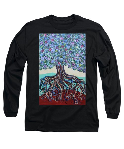 Tree Of Life-spring Long Sleeve T-Shirt