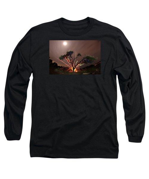 Treeburst Long Sleeve T-Shirt