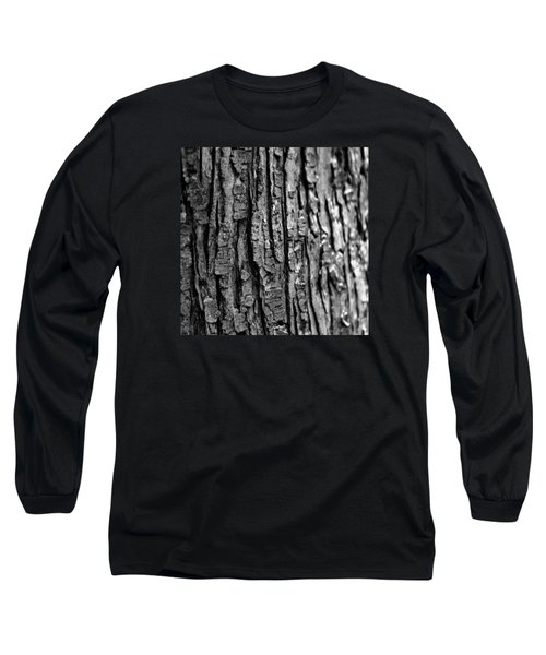 Trees Never Gone Long Sleeve T-Shirt by Dorin Adrian Berbier