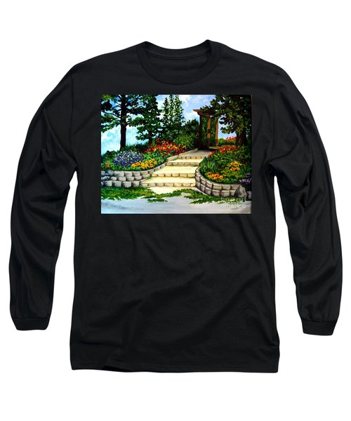 Trellace Gardens Long Sleeve T-Shirt