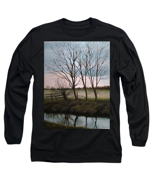 Trent Side Long Sleeve T-Shirt