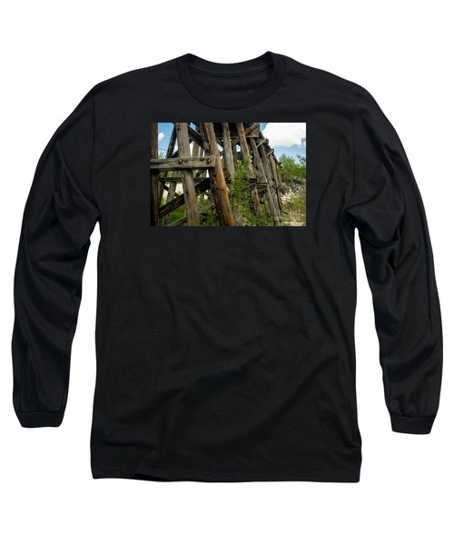 Trestle Timber Long Sleeve T-Shirt