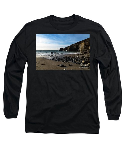 Trevellas Cove Long Sleeve T-Shirt
